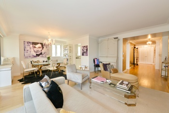 upper east side / manhattan house living 2 bedroom / 2 bath