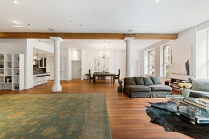 EXQUISITELY REDESIGNED AND BACK ON MARKET! No. 285 LAFAYETTE  STREET FULL SERVICE LUXURY CONDOMINIUM  FOUR BEDROOM---TIMELESSLY ELEGANT LUXURY LOFT SALE OFFERING