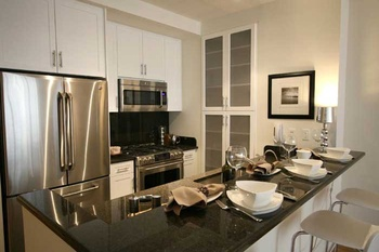 Midtown New Large Alcove Studio Apartment For Rent, 24 Hr. Concierge,  Fitness Center